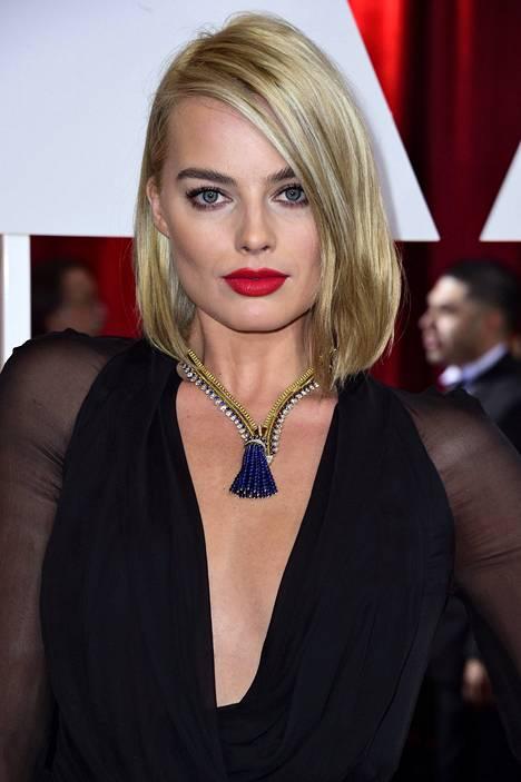 Margot Robbien käyttämä arvokas kaulakoru on tarkka kopio alkuperäisestä Zip Antique -korusta.