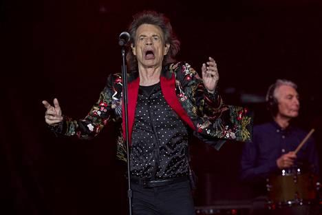 Mick Jagger on huhujen mukaan löytänyt elämäänsä uuden rakkauden.