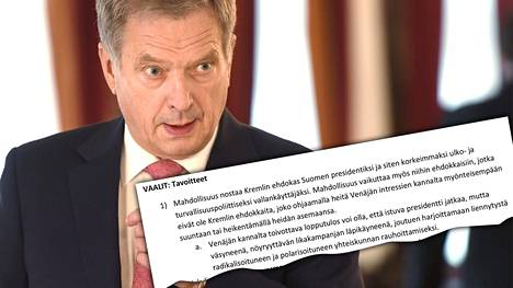 Puolustusministeriön alaisuudessa toimiva turvallisuuskomitea keräsi asiantuntijoilta arvioita, miten Suomen presidentinvaaleihin pyritään mahdollisesti vaikuttamaan.