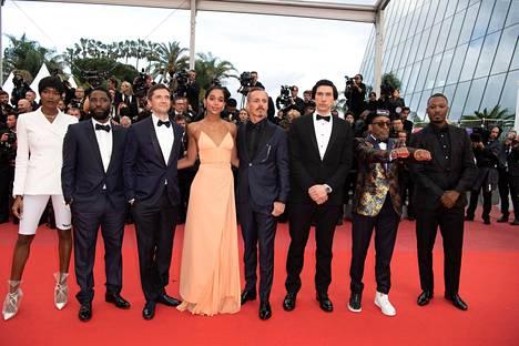 Spike Leen saapumisesta Suomeen sovittiin Cannesin elokuvajuhlilla.