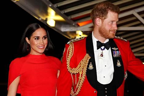 Herttuatar Meghanin korviin kantautui alentavaa nimittelyä, kun hänet esiteltiin kuninkaalliselle perheelle ensi kerran.
