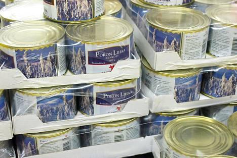 Lapin Liha Oy on tunnettu varsinkin poronlihastaan.