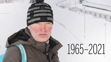 Tuomo Ylipulli vuonna 2018.