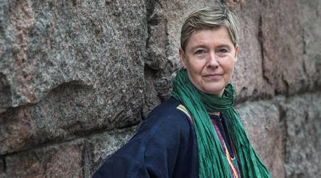 Maarit Huovinen (ent. Tyrkkö) kirjoitti kirjan Kekkosesta.