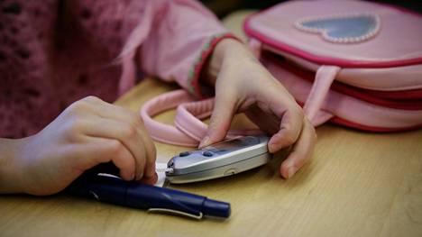 Suomessa lapsia sairastuu tyypin 1 diabetekseen eniten maailmassa.