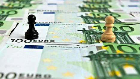 Kun raha on kyseessä, eivät riidat ole kaukana.