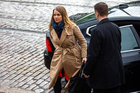Katri Kulmunin ero valtionvarainministerin tehtävästä päätti hallituksen jo ennestään raskaan viikon.