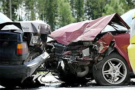 Suomessa on huomattu jo nykyisen taantuman aikana, että vakavat liikenneonnettomuudet ovat vähentyneet.
