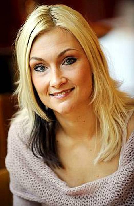 Teresa Välimäki viettää tänä vuonna joulua kaveripiirissä, sillä lapset ovat isänsä luona.