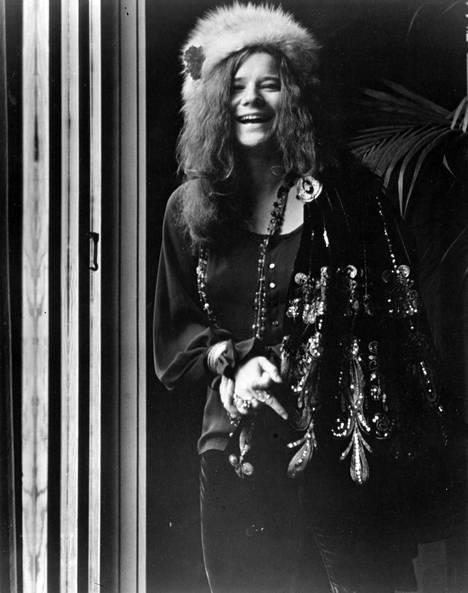Janis Joplinin uraa varjostivat vakavat päihde- ja mielenterveysongelmat.