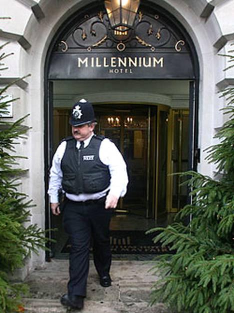 Lontoolainen Millennium-loistohotelli on lähes varmasti se paikka, jossa Aleksander Litvinenko sai kuolettavaa polonium-myrkkyä.