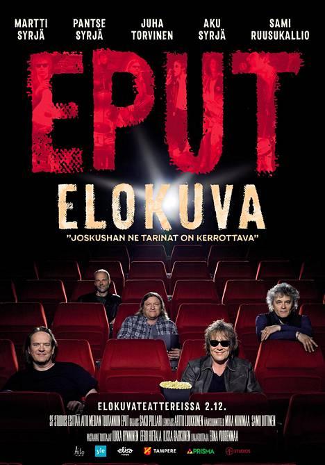 Eput-elokuva saa ensi-iltansa 2. joulukuuta.