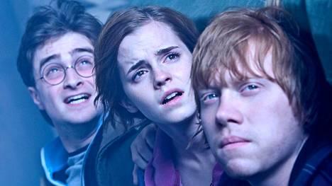 Harry Potter ja kuoleman varjelukset. Kuvituskuva.