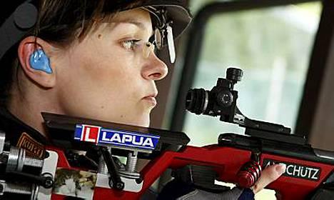 Hanna Etula. Kuva vuodelta 2008.