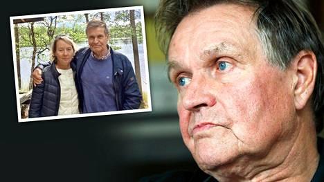 – Muistan Svetaa kiitollisuudella. Hänen muistonsakin pitää minut kyllä pystyssä, sanoo Hannu Mäkelä.