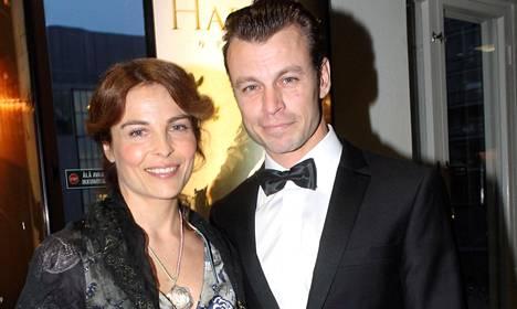 Irina Björklund ja Peter Franzén asuvat nykyään Etelä-Ranskassa.