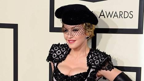Huikeasta urasta huolimatta Madonnalla on varasuunnitelma.