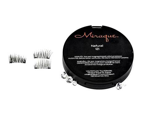Miraque Natural 121 -magneettiripset, 59 €.