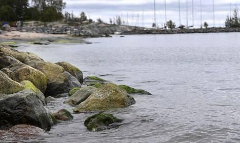 Myös Itämerellä merijään määrä vähenee.