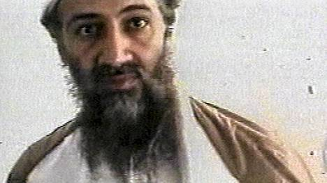 Tämä kuva bin Ladenista löytyi hänen talostaan.