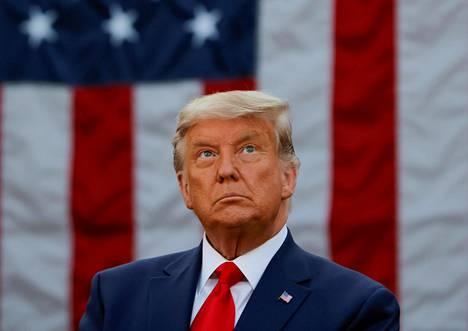 Arizonan valtionyliopiston historian professori Brooks D. Simpson lukee Trumpin Yhdysvaltain huonoimpien presidenttien joukkoon.