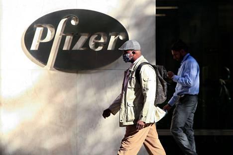 Lääkejätti Pfizerin koronarokote on osoittautunut tehokkaaksi. Valmisteen varastointi vaatii 70 pakkasasteen lämpötilan.