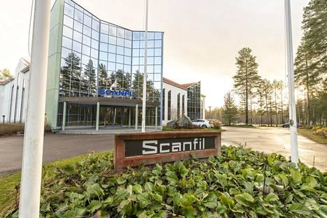 Jorma Takanen perusti Scanfilin vuonna 1976.
