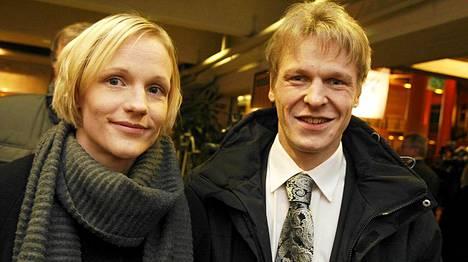 Veera ja Toni Nieminen ovat olleet naimisissa vuodesta 2003.
