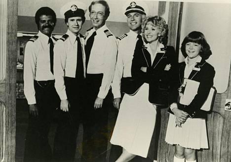 Ted Lange, Fred Grandy, Bernie Kopell, Gavin MacLeod, Lauren Tewes ja Jill Whelan olivat Lemmenlaivan tähtiä.