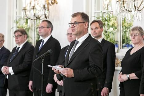 Sekä Mimosa Partanen että tutkimuksessa haastatellut huipputuloiset ilmaisivat pettymyksensä Juha Sipilän (kesk) hallitukseen.