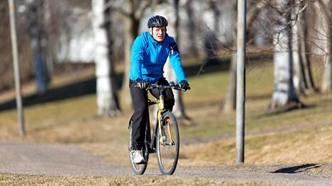 Kevät avaa tiet pyöräilyyn. Ryhdy keräämään omaa pyöräilymäärääsi nyt ja nappaa itsellesi terveyshyödyt.