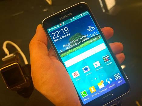Samsung Galaxy S5 oli vain pieni kasvojenkohotus edelliselle sukupolvelle.