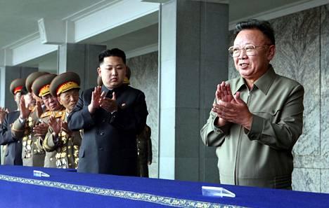 Kimin dynastia on hallinnut eristäytynyttä Pohjois-Koreaa 70 vuotta.