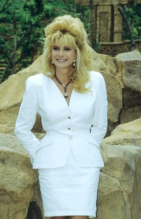 Ivana kuvattuna vuonna 1991.