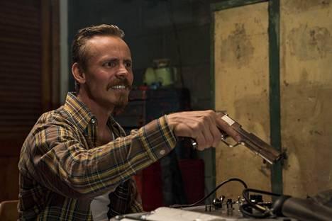 Jasper Pääkkönen nähdään Spike Leen uutuuselokuvassa.