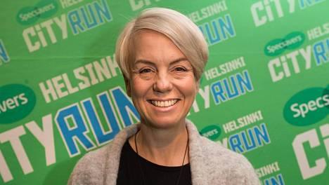 Baba Lybeck on mukana Specsavers Helsinki City Run -puolimaratonilla 14. toukokuuta.