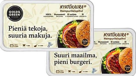 Takaisin vedettäviä tuotteita on myyty kahdenlaisessa pakkauksessa.
