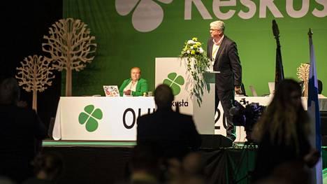 Juha Rehula valittiin keskustan varapuheenjohtajaksi kaikkiaan neljä kertaa.