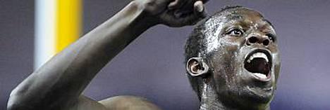 Usain Bolt haikailee aina vain kovempia maailmanennätyksiä.