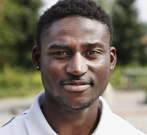 Ariel Ngueukam aloittaa ensimmäisen kautensa SJK:ssa.