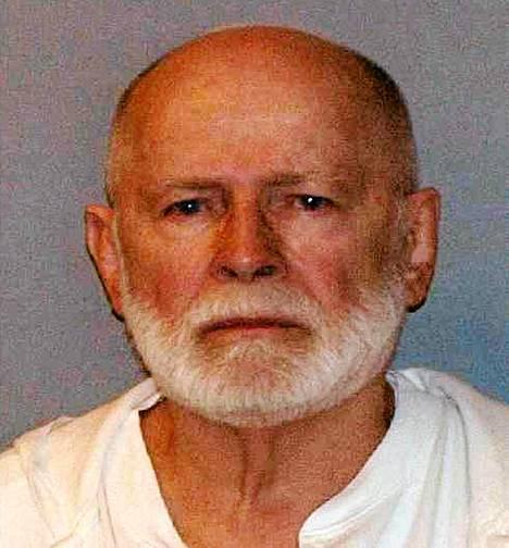 Whitey Bulger jäi kiinni vuonna 2011.