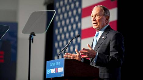Mike Bloombergin aikaisempi käytös naisia kohtaan on joutunut suurennuslasin alle.