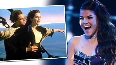 Saako Saara Aalto tulkittavakseen Titanic-elokuvan kuolemattoman tunnuslaulun?