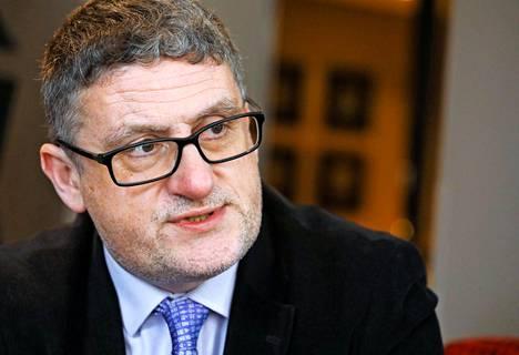 – Venäjän tiedustelupalvelut iloitsivat suuresti Suomen ydinvoimalapäätöksestä, sanoo brittitutkija Mark Galeotti.