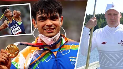 Kimmo Kinnusen eksoottiset keihäsmatkat jatkuvat, jos mies vastaa myöntävästi tuoreen olympiavoittajan Neeraj Chopran kotimaasta Intiasta tulleeseen työtarjoukseen.