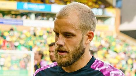 Teemu Pukki valittiin kuukauden pelaajaksi Valioliigassa.
