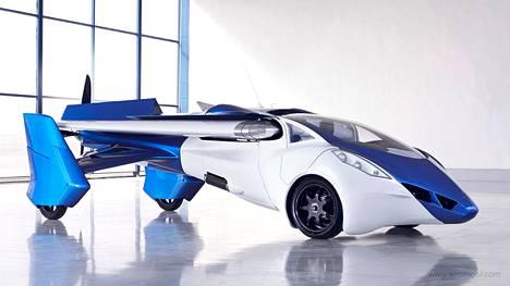 Onhan se kieltämättä komea ja aerodynaaminen. Kahden vuoden päästä tämmöisen saa ilmeisesti ostaa itselleen. Jossain vaiheessa evoluutiotaan sen pitäisi osata myös lentää itse itseään. Melkoisia tavoitteita.