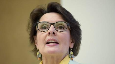 """Anne Berner: """"Voin jatkaa ministerinä, kunnes uusi hallitus on nimetty"""""""