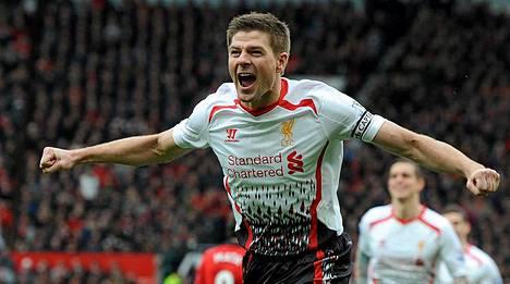 Steven Gerrard ei ole enää pelkkä ravaaja, vaan hän on pystynyt uudistamaan pelityyliään.
