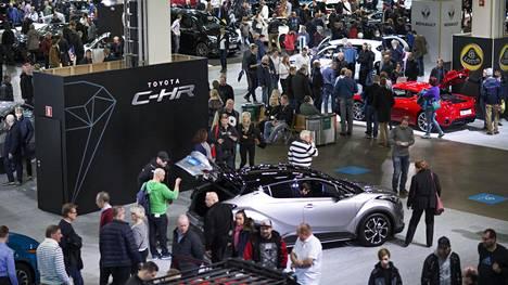 Järjestäjät luonnehtivat Auto 2016 -tapahtumaa menestykseksi. Nyt luvassa on edellistä isompi näyttely.